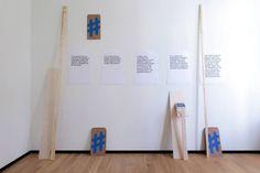 #01 Magazine Exhibition @ Jan van Eyck Acadamie [Netherlands, 2013] (more images); (Photography: Romy Finke - Werner Mantz Lab; Installation and exhibition: Dongyoung Lee, Paul Bailey; Magazine: Carl...