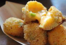 Burger King chilli cheese nuggets – a közkedvelt sajtgolyók! Potato Salad, Potatoes, King, Cheese, Ethnic Recipes, Food, Cilantro, Rezepte, Potato