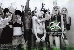 Calvin Klein - cK One Campaign S/S 11