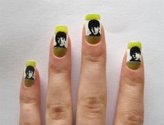 A Hard Day's Night **HANDPAINTED**