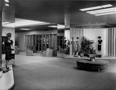 Bullock's Wilshire, 3050 Wilshire Boulevard, Los Angeles, CA  90010 (1947)