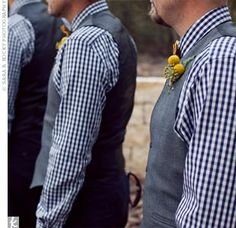 Blue Plaid Formal wear http://theknot.ninemsn.com.au/?attachment_id=217309_id=89716#
