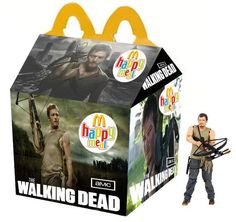 Wouldn't you have loved these Horror Movie Happy Meals as a kid? I would have the whole collection. Check them all out here.