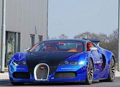 Bugatti Veyron by Gemballa Racing