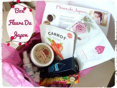 Coucou tous le monde !! Comme tous les 2 mois je viens vous présenter l'ouverture de la Box Beauté Fleurs du Japon garnies de cosmétiques asiatiques et petites surprises. Cette box sans abonnement contient 7 articles ce mois-ci et je suis ravie de pouvoir...