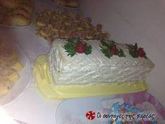 Αλμυρή τούρτα Greek Recipes, Cake, Party, Desserts, Food, Kids, Pie Cake, Tailgate Desserts, Pastel