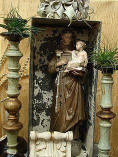 Saint Anthony Shrine