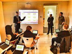 Corso dedicato all'Acer Classroom Manager. Dario Vallese illustra le potenzialità del software all'interno di un percorso didattico.