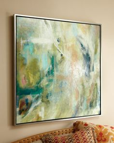 """""""Blush"""" Giclee at Horchow."""