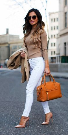 40 Trendy Work Attire & Office Outfits For Business Women Classy Workwear for Professional Look classy casual outfits - Casual Outfit Casual Work Outfits, Winter Outfits For Work, Business Casual Outfits, Mode Outfits, Work Casual, Business Attire, Business Women, Classy Casual, Outfit Work