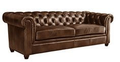 Italian leather sofas are a great piece of furniture, they can make the room look more beautiful then ever. There are many kinds and types of sofas that you can find on the market but there are only f Tufted Leather Sofa, Vintage Leather Sofa, Italian Leather Sofa, Leather Chesterfield, Leather Furniture, Chesterfield Sofas, Tufted Sofa, Living Furniture, Home Furniture