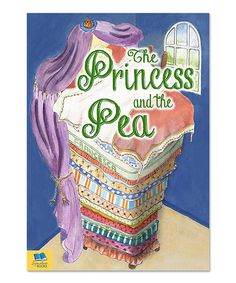 Another great find on #zulily! Princess & the Pea Personalized Book by Signature Gifts #zulilyfinds