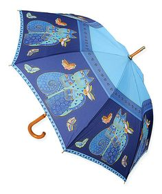 Indigo Cats Umbrella