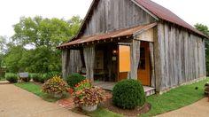 artist studio porch & landscape ideas