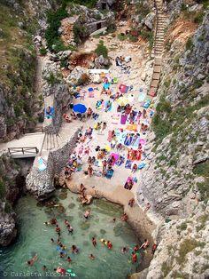 Ponte Ciolo - S. Maria di Leuca (Puglia)