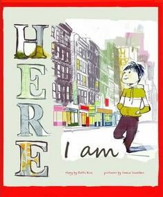 In a nearly wordless picture book, Kim and Sanchez examine the difficulties, adjustments, and eventual triumphs that accompany one boy& transition from an unspecified Asian nation to New York City wi Wordless Picture Books, Wordless Book, Children's Picture Books, Book Reviews For Kids, Fiction Books, Book Lists, Reading Online, Books Online, Free Books