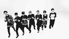 """Holla holla holla hold up! let me count. . . yep, we """"Got7"""""""