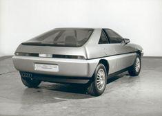 1986 Audi Quartz by Pininfarina