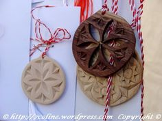 martisoare din lemn Coasters, Traditional, Coaster