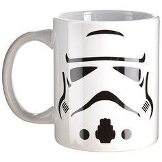 Taza de desayuno Star Wars Stormtrooper | Tecniac