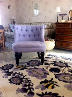 carpet by Klaus Haapaniemi Interior Inspiration, Decor Styles, Ottoman, Upholstery, Bee, Carpet, House Design, Spaces, Flat