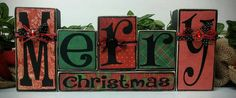 Check out this item in my Etsy shop https://www.etsy.com/listing/466116659/merry-christmas-wood-blocks