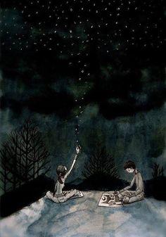 Love the night!