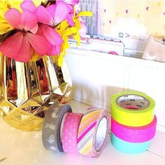 5 Ways With Washi Tape - The Stylist Splash
