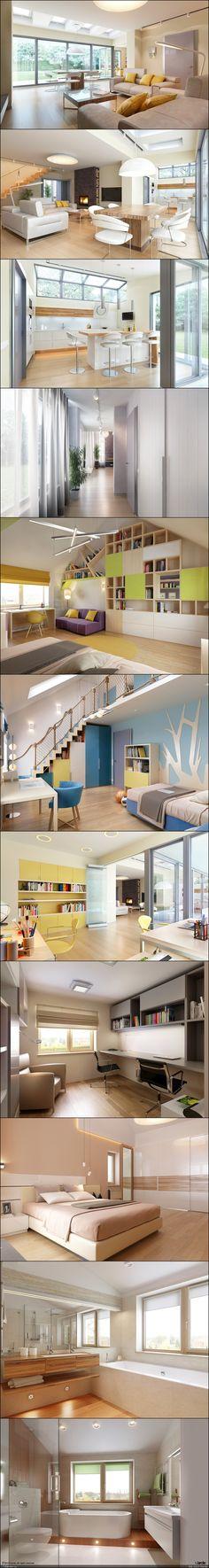 RENDER.RU -> Интерьер -> London residence