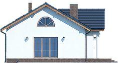Projekt domu Chmielów 94,74 m2 - koszt budowy - EXTRADOM Outdoor Decor, Home Decor, Decoration Home, Room Decor, Home Interior Design, Home Decoration, Interior Design