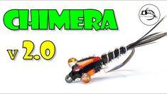 Chimera v Multi-Purpose Nymph Fly Tying Patterns, Chimera, Nymph, Fly Fishing, Purpose, River, Youtube, Nymphs, Fly Tying
