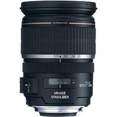Amazon.com : Canon EF-S 17-55mm f/2.8 IS USM Lens for Canon DSLR Cameras : Camera Lenses : Camera & Photo