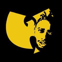 ODB (RIP) Kung Fu Martial Arts, Martial Arts Movies, Arte Hip Hop, Hip Hop Art, Wu Tang Clan Logo, Hop Tattoo, Simpsons Drawings, Black Love Art, Graffiti Lettering