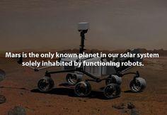 Un pianeta da fantascienza