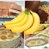 Zbierka 17 receptov na najlepšie banánové zákusky a dezerty: Fantastická chuť, rýchla prírpava a rozvoniava celá kuchyňa! Banana, Fruit, Food, Bananas, Meals