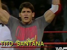 Tito Santana: From pro wrestler to teacher