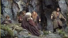 Click on picture:  It takes you to a film clip ~ The Hobbit - Desolation of Smaug