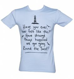 Men's Have You Ever Felt Like This Round The Twist T-Shirt