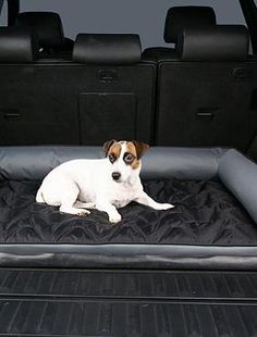Take your best friend with you on all your adventures with the SUV Bolster Pet Bed that offers a safe and comfortable place for your pet to ride along while protecting your car's interior.