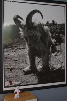 """This """"Where the Wild Things Are"""" poster is kind of awesome."""