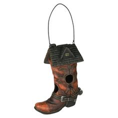 cowboy boot birdhouse | Wholesale Birdhouse now available at Wholesale Central - Items 1 - 40