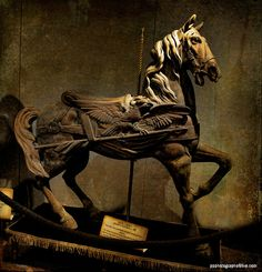 Idaho Museum carousel horse | Flickr