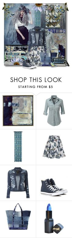 """""""The Clothing Co........."""" by nz-carla ❤ liked on Polyvore featuring CO, Ethan Allen, LE3NO, Fresca, French Connection, Philipp Plein, Converse, Vanessa Bruno and Barry M"""