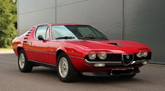 #22. 1972 Alfa Romeo Montreal. No, it isn't a U.S.-spec... they're hard enough to find as it is, damnit!