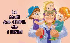 La Multi Ani Copii De Ziua Copilului 1 Iunie  - La Multi Ani Tuturor Copiilor de 1 Iunie, Ziua Copilului! Sa fiti mereu la fel de inocenti, frumosi si sanatosi! Sa va iubiti parintii! 2015 #1iunie #lamultiani #lamultianide1iunie #copii1iunie #ziuacopilului #ziuacopilului1iunie