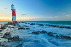 Farol de Galinhos/Lighthouse Galinhos! by Alexandre Carvalho, via 500px.