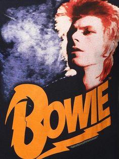 David Bowie Poster Art.