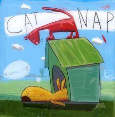 David Kuijers - Cat Nap