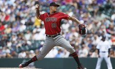 Taijuan Walker hits DL with finger blister-Dr. Parekh = Arizona Diamondbacks starting pitcher Taijuan Walker was placed on the 10-day disabled list retroactive to May 20 with a blister on his right index finger. The blister should.....