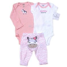 photos of carters baby clothes | Carter's GBC-JP08 3 Piece Set (baby girl clothes Philippines ...
